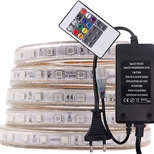 LED-Lichtschlauch für Innen-