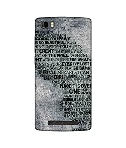Sketchfab Peace it is Over Latest Design High Quality Printed Designer Back Case Cover For Panasonic P75