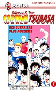 Captain Tsubasa - Olive et Tom - World Youth Edition simple Tome 7