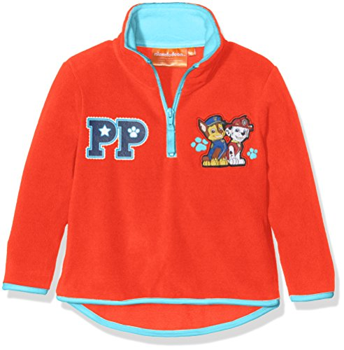 nickelodeon-paw-patrol-sweat-shirt-garcon-orange-orange-coloquinte-6-ans