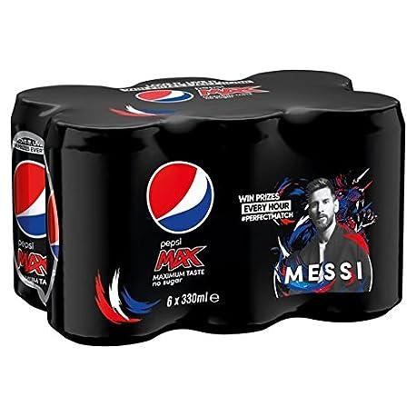 Pepsi Max 8 x 330ml