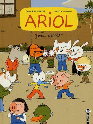 Ariol, Tome 2 : Jeux idiots