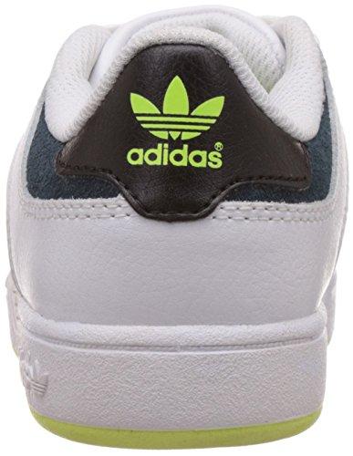 adidas Bambino sportive Bianco / Nero / Lima