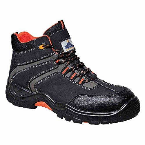 Portwest FC60 Operis Paire de chaussures montantes S3 Pointure 37, 37, bleu noir