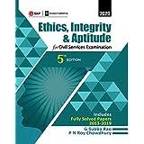Ethics, Integrity & Aptitude : For Civil Services Examination 5e 2020