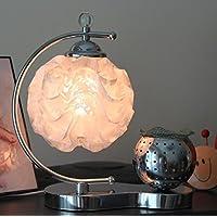 Dimmer moderno della camera da letto bianca lampada da comodino Aroma lampada semplice caldo creativo decorazione e regali di nozze - Mini Cornice Di Nozze