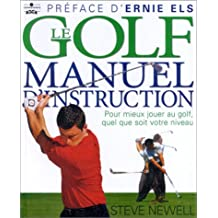 Le Golf : Manuel d'instruction
