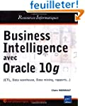 Business Intelligence avec Oracle 10g...