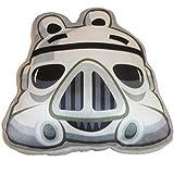 Angry Birds Star Wars - Cojín, diseño Stormtrooper (Skybrands 812399)