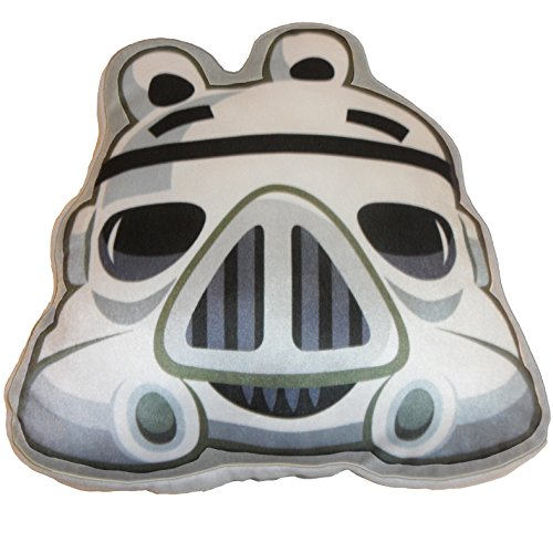 Angry Birds Star Wars Kissen, Design Stormtrooper (skybrands 812399) (Angry Bird Kissen)