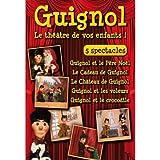 théâtre de Vos Enfants-5 Spectacles Père Noël/Le Cadeau château Voleurs/Guignol et Le Crocodile...