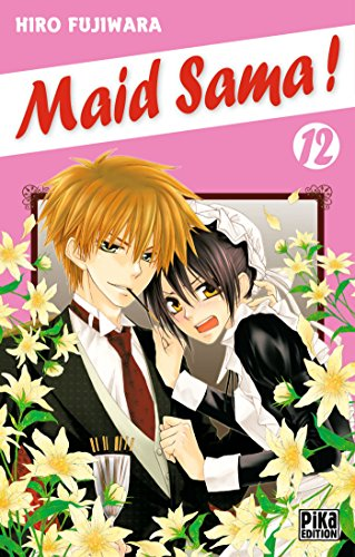 Maid Sama Vol.12 par FUJIWARA Hiro