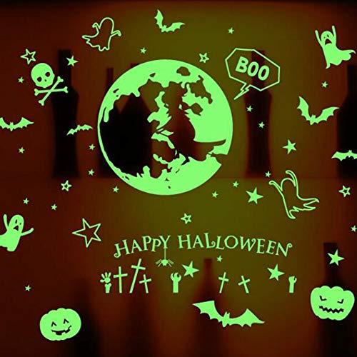 (Takefuns Bloody Footprints Floor Clings - Halloween Vampir Zombie Party Dekorationen Aufkleber Sticker Zubehör (A1))
