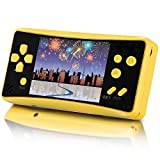QINGSHE Handheld Game Console for Kids Adults, RS-1 PLUS Portable Game Consoles Built