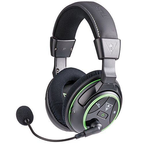 Turtle Beach TBS-2370-500X Cuffie Gaming, Nero