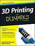 3D Printing For Dummies examines each type of 3D printing technology available today: stereolithography, selective sintering, fused deposition and granular binding. Readers discover methods for the creation of 3D printable objects using software, 3D ...