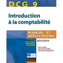 DCG 9 - Introduction à la comptabilité 2013/2014 - 5e édition - Manuel et applications