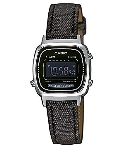 Casio-Collection-Retro-Design-Digitale-Damenuhr-Armbanduhr-LA670WEL-1BEF