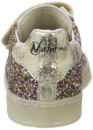 Naturino Naturino 4426 Vl, chaussons d'intérieur fille Doré_81