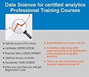 Data Science for certified analytics Professional Training Courses