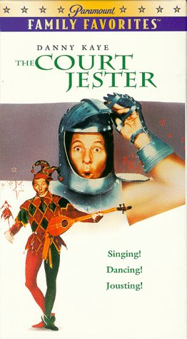 Court Jester [VHS] [Import USA]