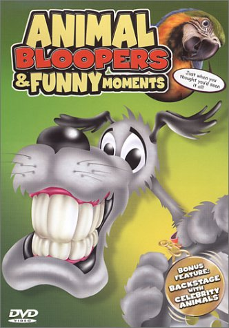 Animal Bloopers and Funny Moments [Import USA Zone 1]