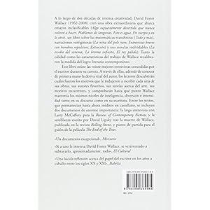Conversaciónes Con David Foster Wallace - 3ª Edición