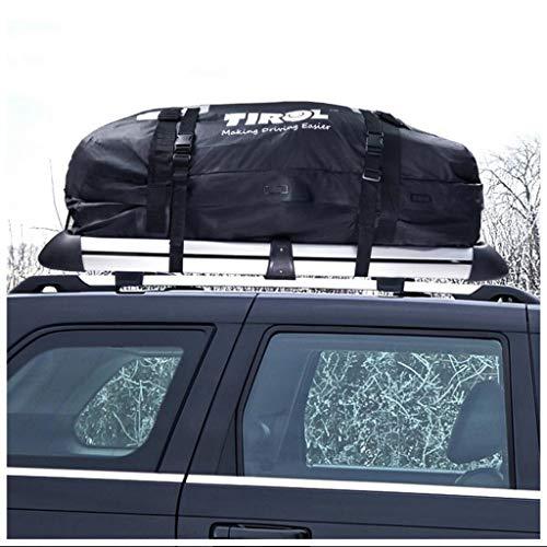 MU-ROOF Box Dachbox Aufbewahrung, wasserdicht, für Dachgepäckträger, wasserfest