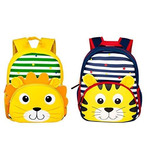 Yeelan imperméable à l'eau des enfants sac à dos pépinière sac à dos enfants sac à dos école...