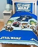 Star Wars Clone Wars Kinder Bettwäsche Mission 135 x 200 / 75 x 50 cm