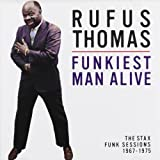 Funkiest Man Alive : The Stax Funk Sessions 1967-1975