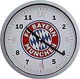 FC Bayern München Wanduhr Logo