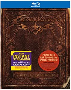 Metalocalypse: Season 4 [Blu-ray] [US Import]