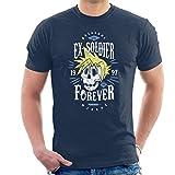 Ex Soldier Forever Cloud Strife Final Fantasy 7 Men's T-Shirt