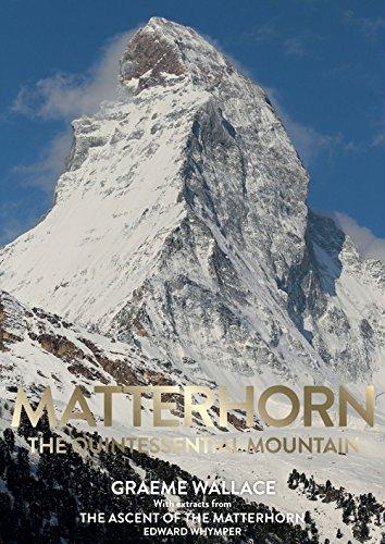 Matterhorn: The Quintessential Mountain por Graeme Wallace