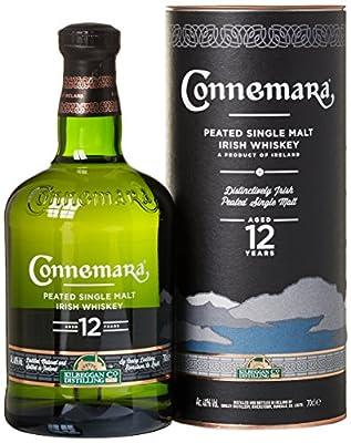 Connemara 12 Jahre Peated Single Malt Irish Whiskey (1 x 0.7 l)