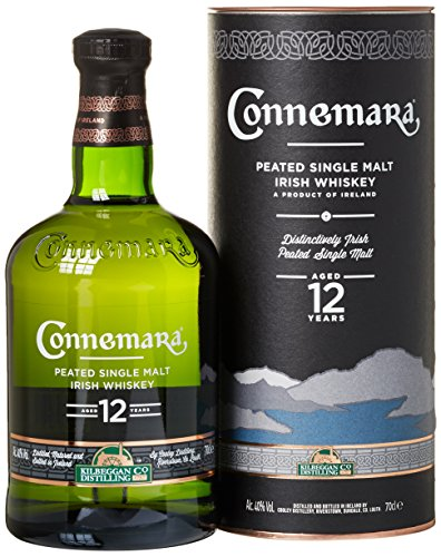 Connemara 12 Jahre Peated Single Malt Irish Whiskey (1 x 0.7 l)