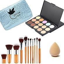 Lover Bar 15colori Crema Contorno Kit-Face contouring e evidenziatori palette-beauty