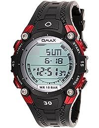 Omax Digital Dial Unisex Watch - DS134
