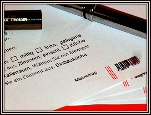 Übergabeprotokoll Wohnung Ein- und Auszug als DOC und PDF [Download]