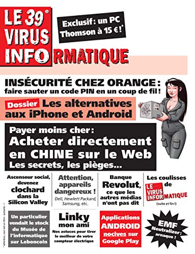 Le 39e Virus Informatique (Le Virus Informatique) par  ACBM