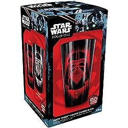 Paladone - SW R1 Vaso Pinta color Darth Vader