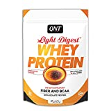 QNT Light Digest Whey Protein, Creme Brulee, 500 g