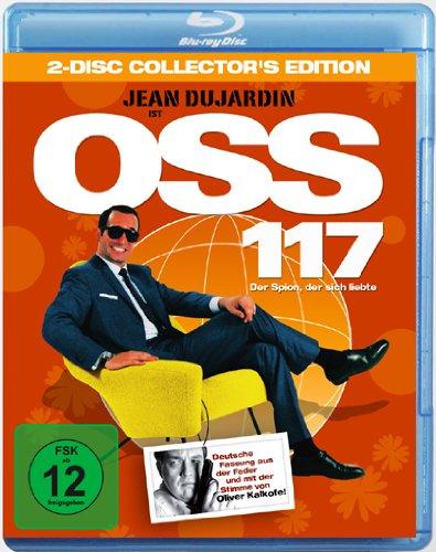 Bild von OSS 117 - Der Spion, der sich liebte [Blu-ray] [Collector's Edition]