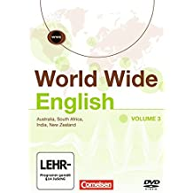 World Wide English / Volume III - Australia, South Africa, India, New Zealand: Video-DVD