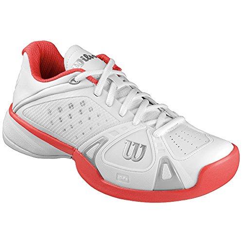 Wilson, Scarpe da tennis donna weiß - rosa - silber