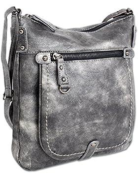 Jennifer Jones Taschen Damen Damentasche Handtasche Schultertasche Umhängetasche Tasche klein Crossbody Bag 3110