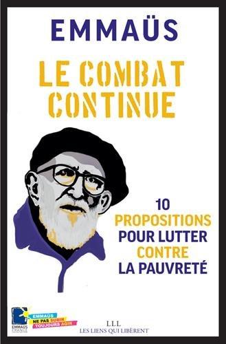 Le combat continue : 10 propositions pour lutter contre la pauvret