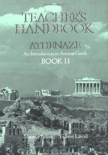 Athenaze: An Introduction to Ancient Greek, Book 2