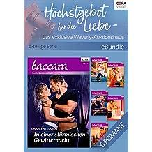 Höchstgebot für die Liebe - das exklusive Waverly-Auktionshaus - 6-teilige Serie (eBundles)